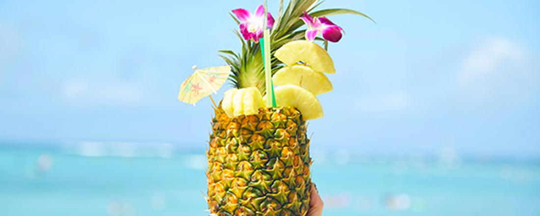 人気グルメもチェック!ハワイでまずおさえたい、おすすめビーチはここ!
