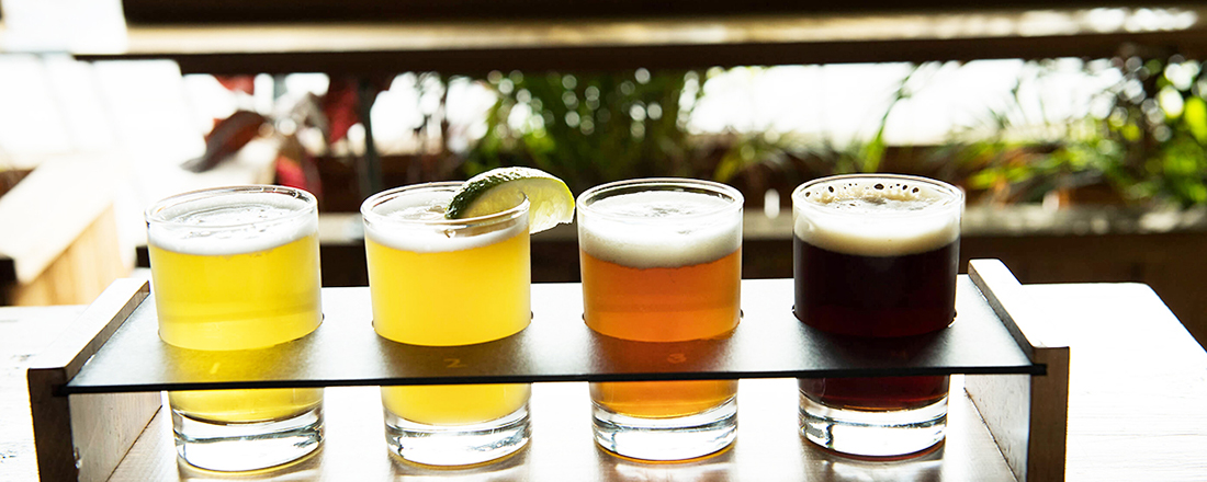 新店が続々オープン!ハワイで注目のおしゃれエリア・カカアコで、現地ビールを飲み歩き。