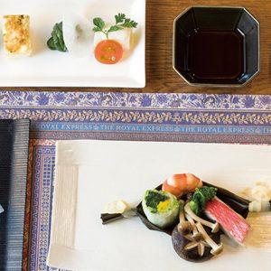 自分へのご褒美・親へのプレゼントにおすすめ!伊豆のプチ旅行は、豪華食堂列車「THE ROYAL EXPRESS」で贅沢時間。