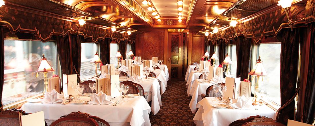 東南アジアの風景と美食を堪能。豪華食堂列車「イースタン&オリエンタル・エクスプレス」で一味違うアジア旅行を。