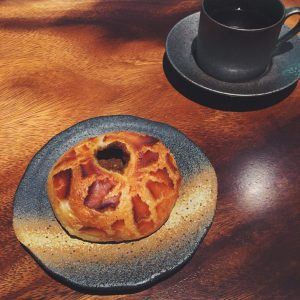 「焼きカレーパン」