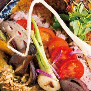カレー激戦区・下北沢で食べたい!ごろっと野菜が美味しいカレーのお店。