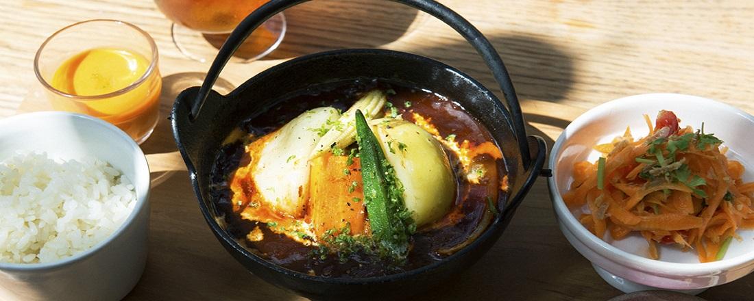 エアコンで冷えたカラダに。あったかいスープを味わえる東京都内のお店3軒