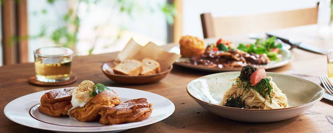玄米でイタリアン!?身体によくて美味しいメニューが勢揃いの玄米レストラン〈GENMAI GENKIDO〉が松濤にオープン。