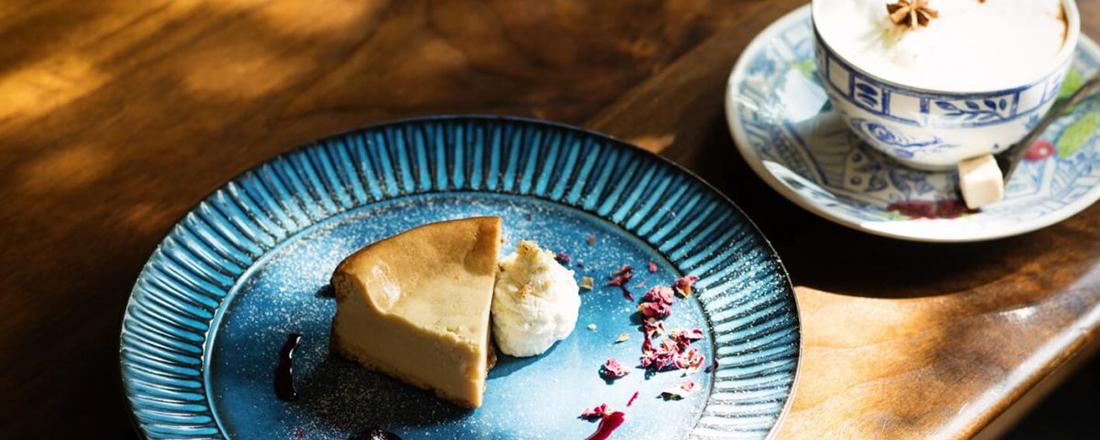 ゆったりテラスでお茶を。鎌倉のおいしい空気と緑に囲まれた〈福日和カフェ〉とは?