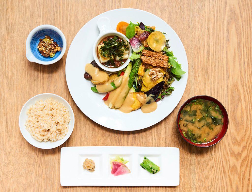 「たまな定食」1,890円(税込)