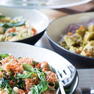 たくさん食べてもヘルシー!都内の野菜たっぷりビュッフェが楽しめるお店