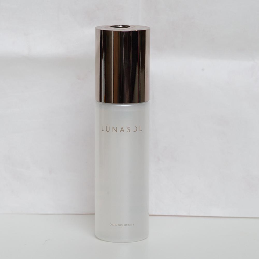 ルナソル オイルインソリューション Ⅰ 180㎖ 5,000円(カネボウ化粧品)