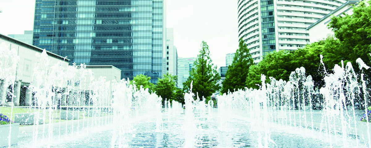 実は癒し効果バツグン!?今すぐ訪れたい素敵な噴水を楽しめる公園4選
