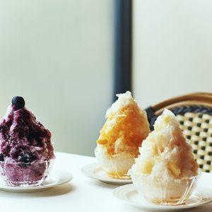 かき氷マニア必食の一軒〈THE Tokyo Fruits パーラー〉。フルーツパーラーのかき氷がたまらない美味しさ。