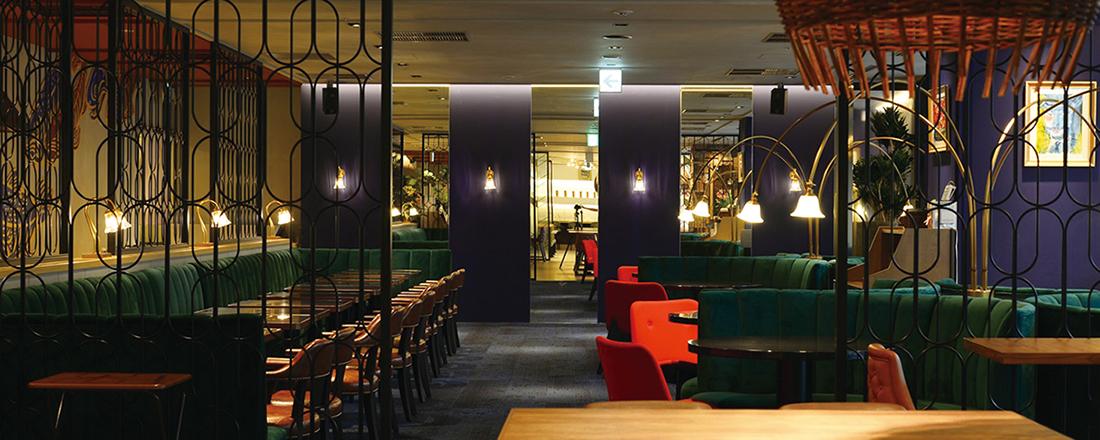 銀座〈GINZA SIX〉のプレミアムフードホール〈銀座大食堂〉のおすすめレストラン&カフェとは?