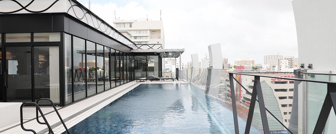 ひとり旅女子に人気の宿はここ!沖縄・那覇の最新おすすめホテル4軒