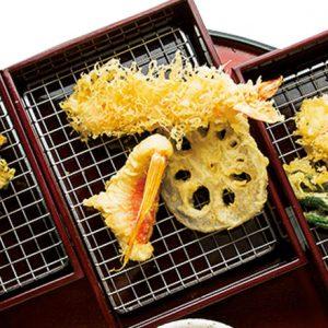 【銀座】天ぷら好きにおすすめしたい、人気和食ランチとは?