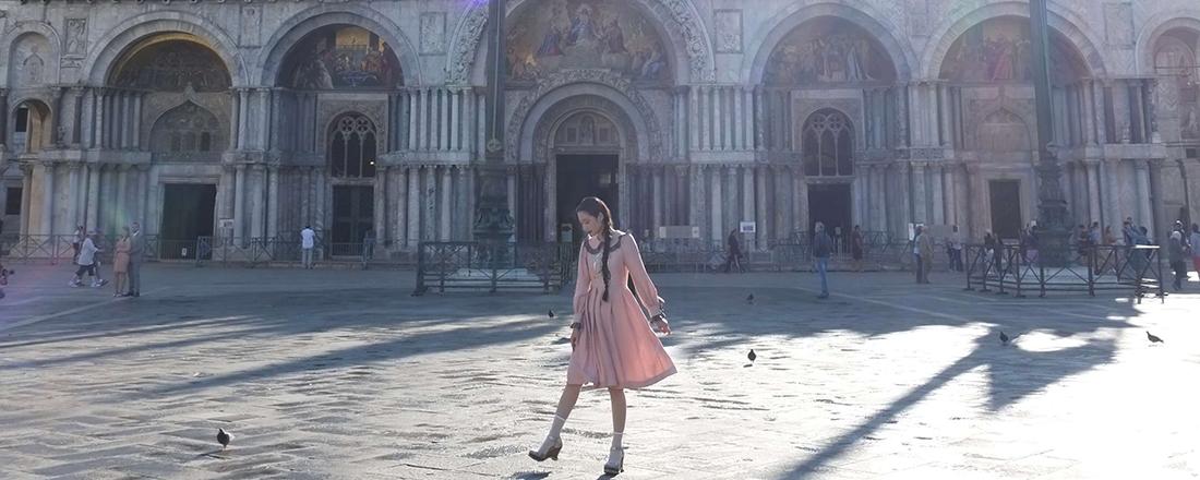 目にうつる全てが眩しい街、水の都ベネチア