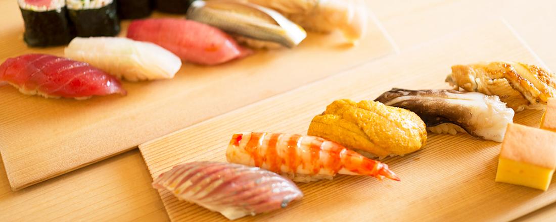 手が届く高コスパランチも必見!銀座のおすすめのお寿司屋さん3軒