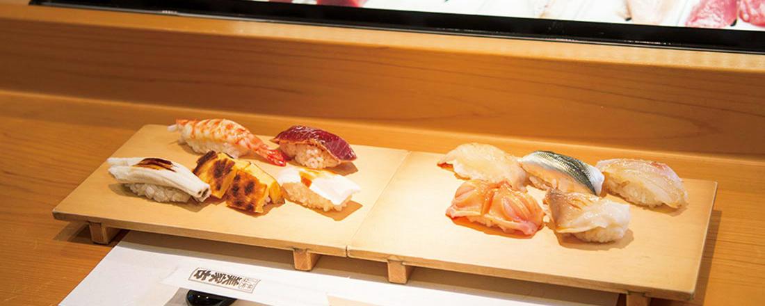 浅草・日本橋の老舗の名店で、伝統の江戸前寿司を堪能した〜い!