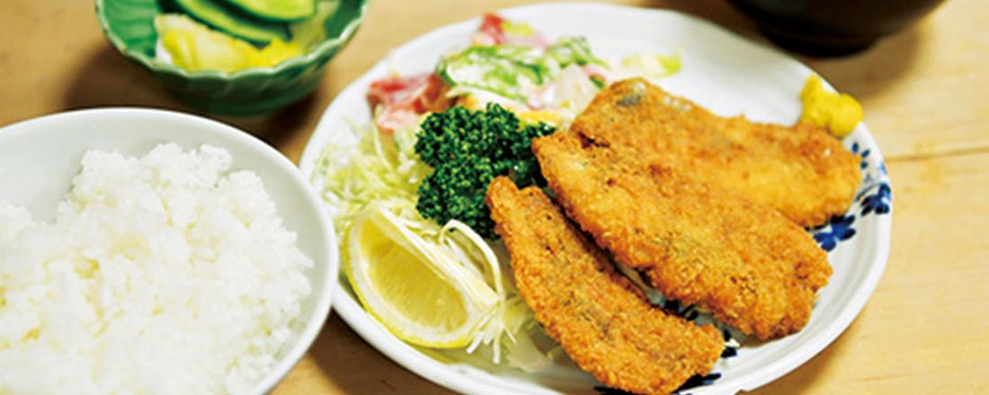 魚好きにおすすめしたい、【銀座・代々木公園】にある人気大衆食堂の絶品定食とは?