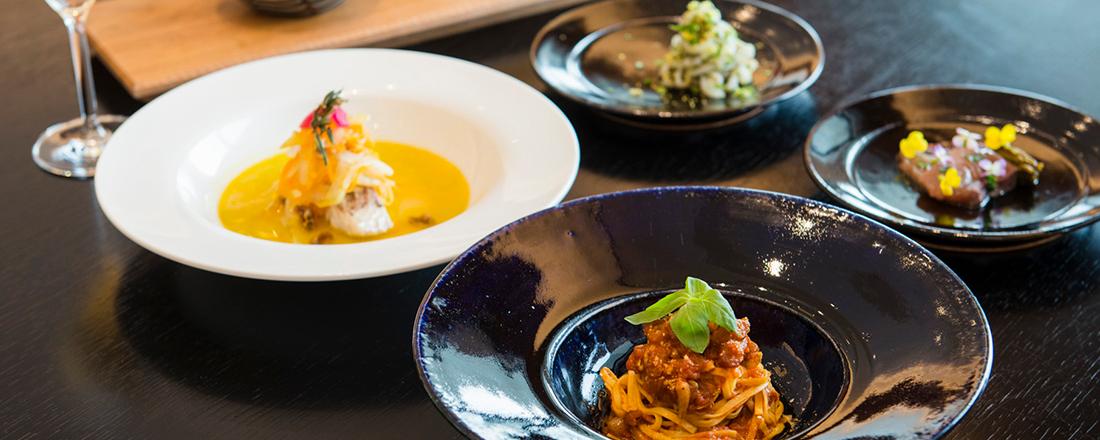 民藝の器でおいしい料理を味わえる!鳥取のおすすめ喫茶&イタリアンとは?