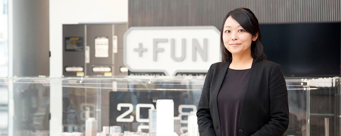 〈東京急行電鉄〉で〈渋谷ヒカリエ〉を運営!篠田なつきさんに学ぶ「調整力」とは?