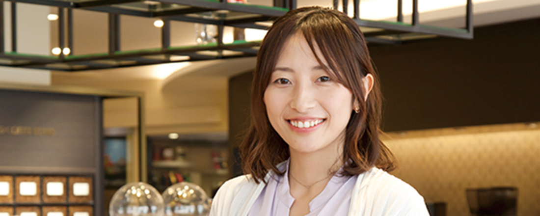 人気コーヒーをブランディング!〈UCC上島珈琲〉油谷奈津子さんの仕事哲学とは?
