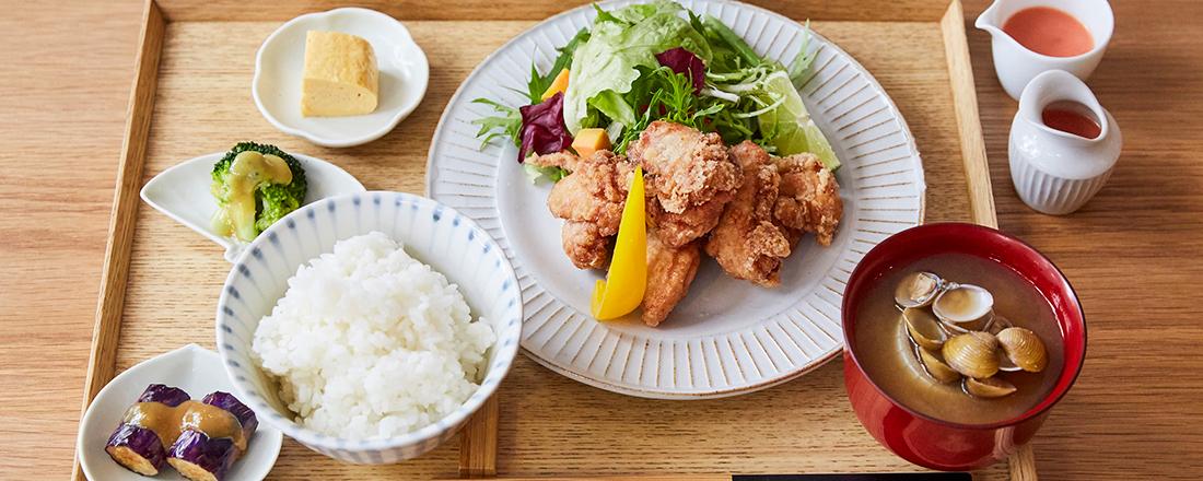 【台湾・台北】器×和定食が楽しめる人気食堂〈小器食堂 中山店〉がおすすめ!