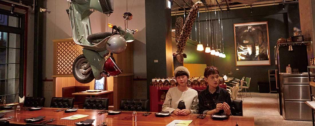 おしゃれで楽しい空間にワクワク。アートに出会えるカフェ&レストランといえば?