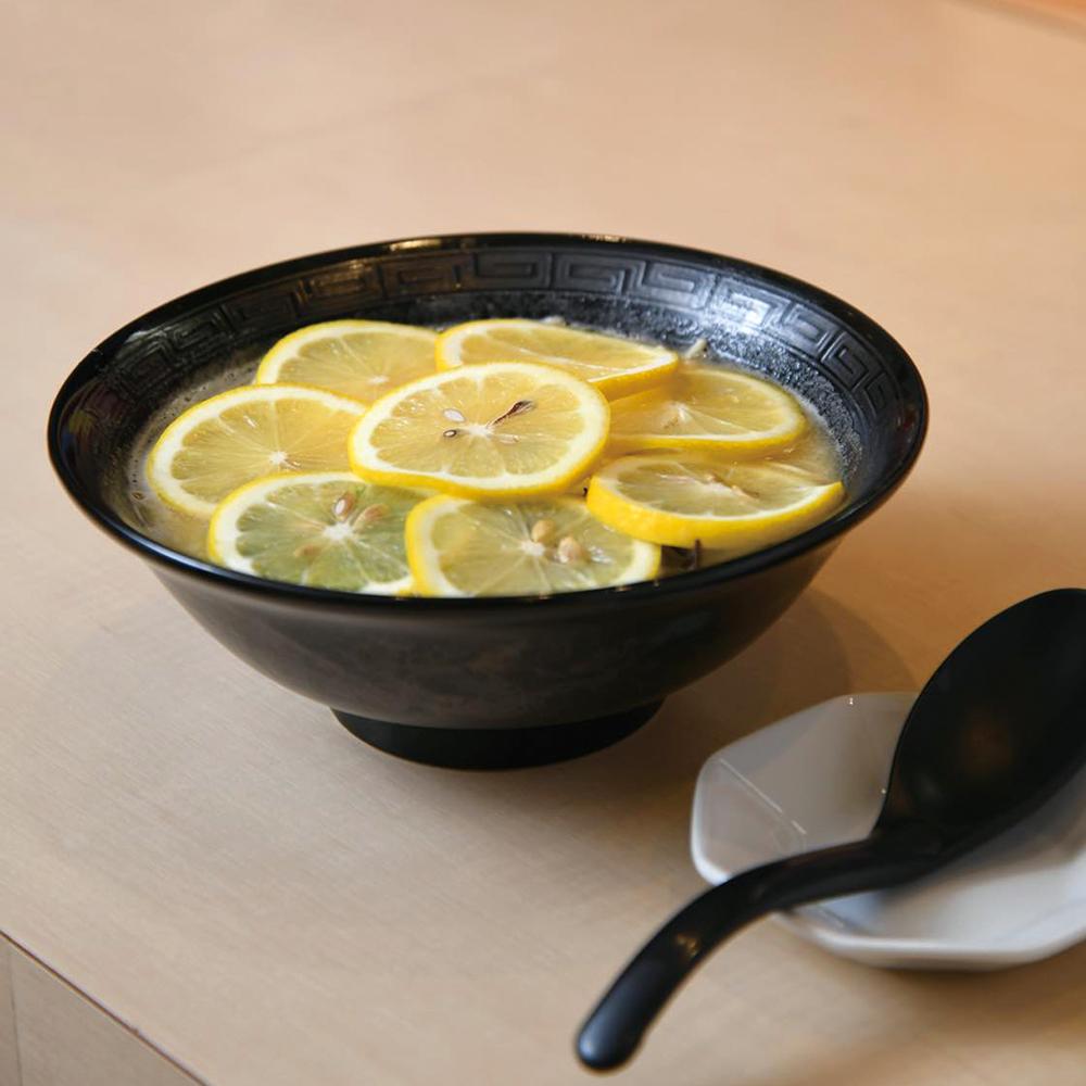 レモンそば880円(税込)