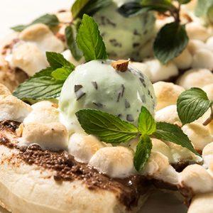 「チョコミント」ピザに進化系かき氷…人気店の2018年夏必食のスイーツとは?