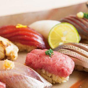 ひとり寿司も余裕!?カウンターで食べたい、銀座・日本橋エリアの極上寿司ランチ。
