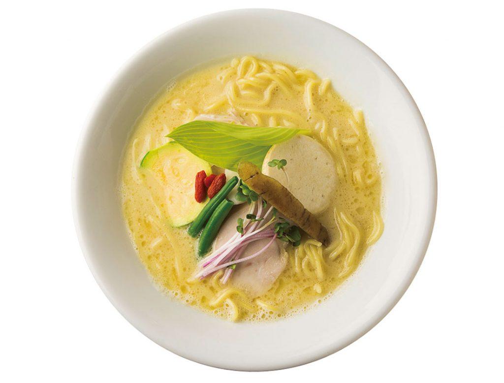 「鶏白湯soba」950円