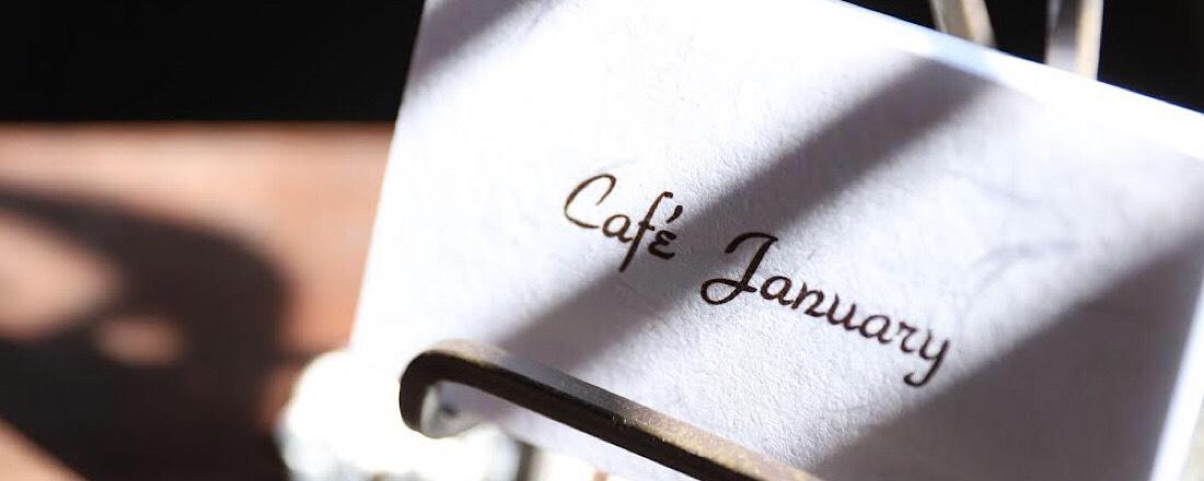"""五感が揺すぶられる、和の空気と""""美味しい""""薫香に包まれて。〈Cafe January(カフェジャニュアリー)〉~カフェノハナシin KYOTO vol.24"""
