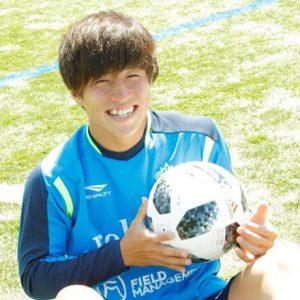 【サッカー 湘南ベルマーレ 松田天馬選手】少年のようなあどけなさと、まぶしい笑顔は癒し度満点!