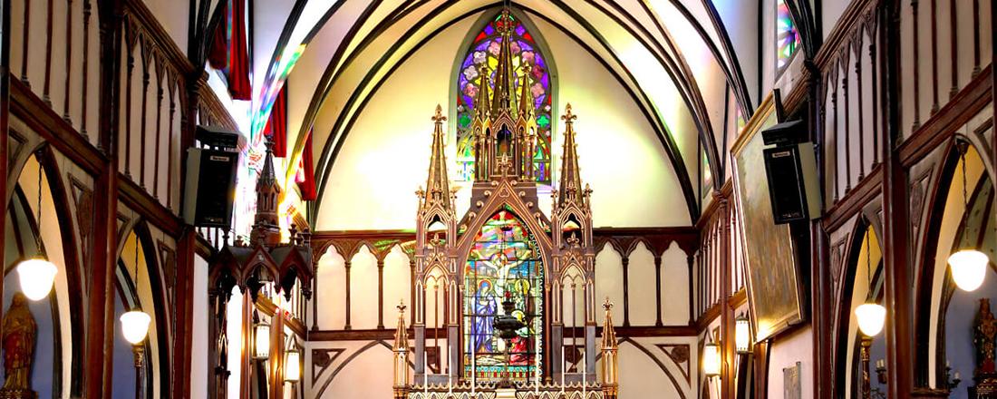 歴史を学ぶ旅へ。創建150年を超える美しい教会。長崎〈大浦天主堂〉の魅力と歴史とは?