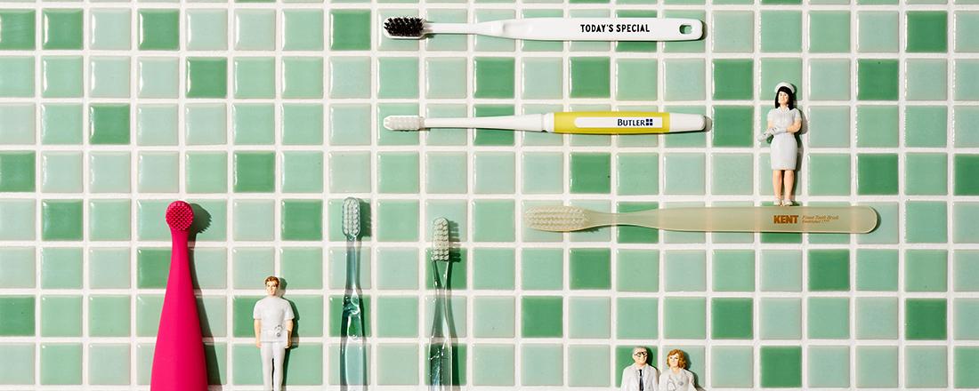 美しい歯の基本は日々のセルフケア!使い勝手抜群のおすすめ歯ブラシ6選