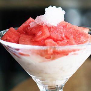 【表参道・虎ノ門】人気ビストロ・フレンチバルで今夏食べたい限定「オトナかき氷」とは?