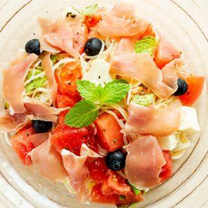 恵比寿の人気そう麺専門店〈そうめん そそそ〉、バラエティ豊かなラインナップが気になる!