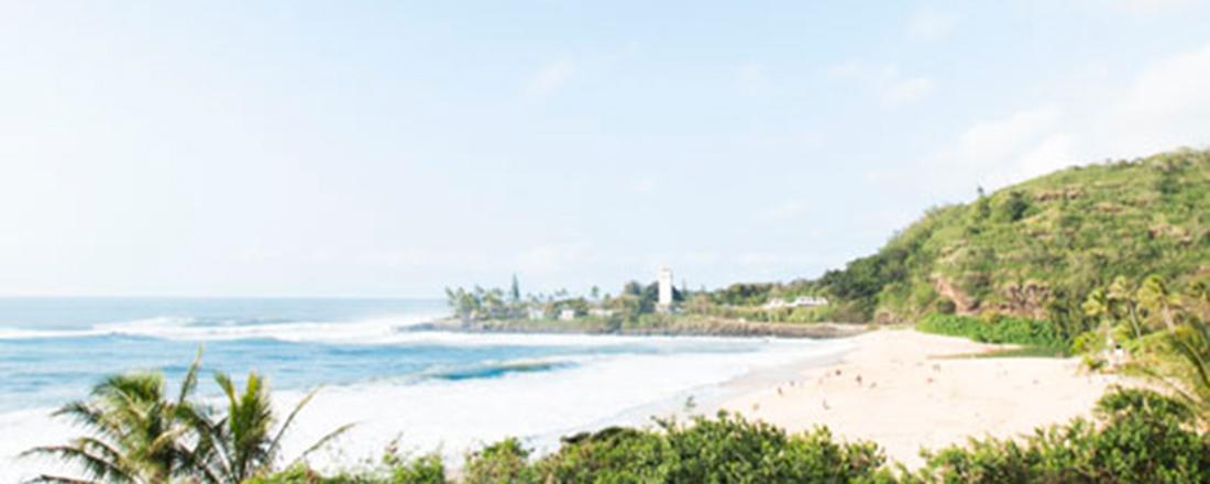 【ハワイ】ワイキキから日帰り!サーファーの聖地・ノースショアの、バスでの行き方とは?