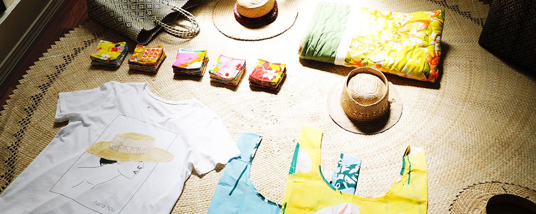 【ハワイ島】伝統工芸「ラウハラ編み」を受け継ぐ、おしゃれなセレクトショップ〈Hana Hou〉とは?