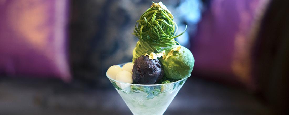 抹茶リキュールに日本酒…2018年夏おすすめ!お酒ベースの「オトナかき氷」とは?