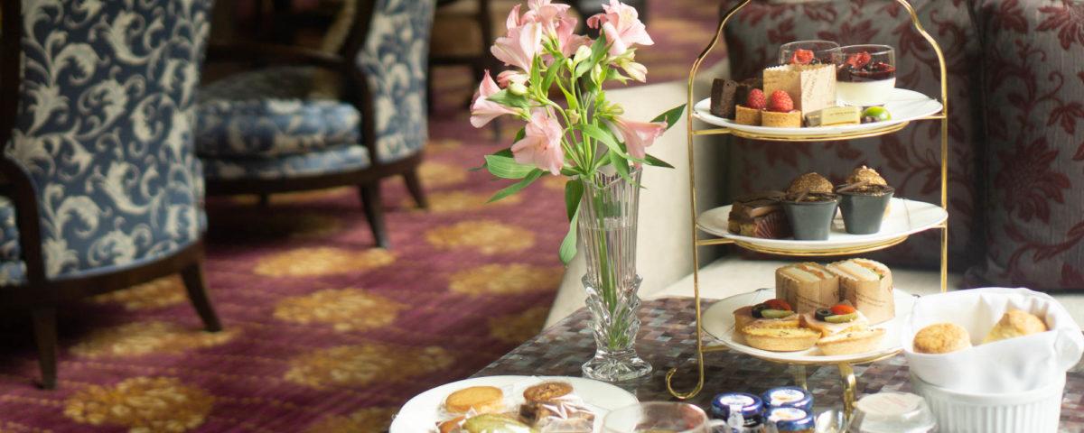 〈ウェスティンホテル東京〉新作の「チョコレートアフタヌーンティー」で、ちょっと贅沢な大人の甘い秋はいかが?