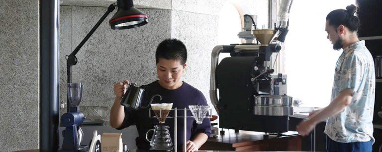 東京から移住、営業は週2日だけ。京都で愛される〈大山崎COFFEE ROASTERS〉のこだわりとは?