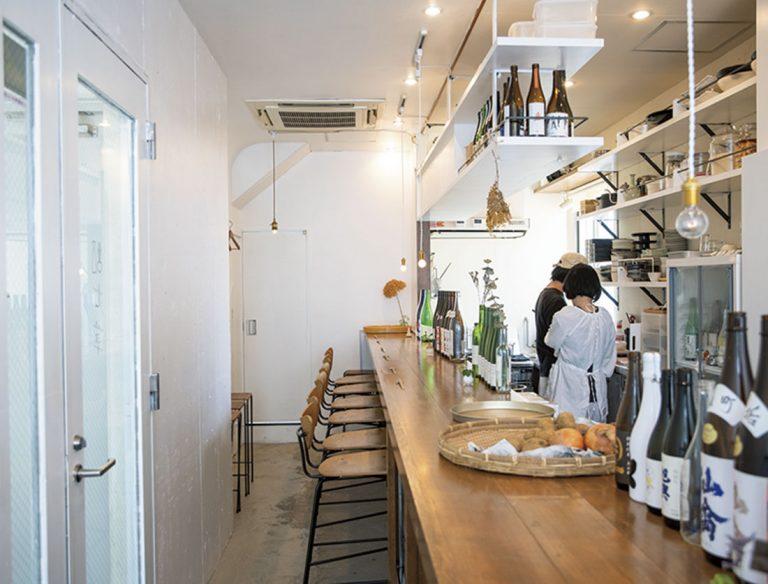 横浜野菜と日本酒 七草