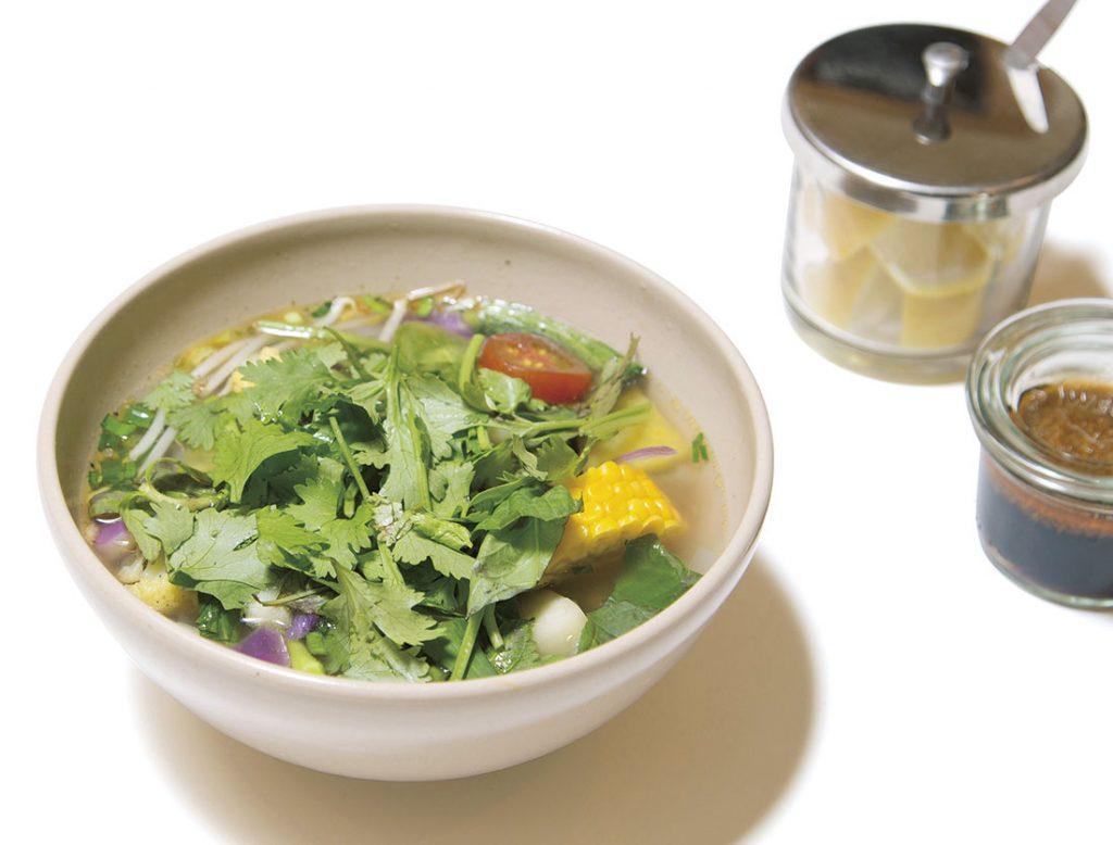 「野菜のフォー」Sサイズ830円(Mは1,080円)