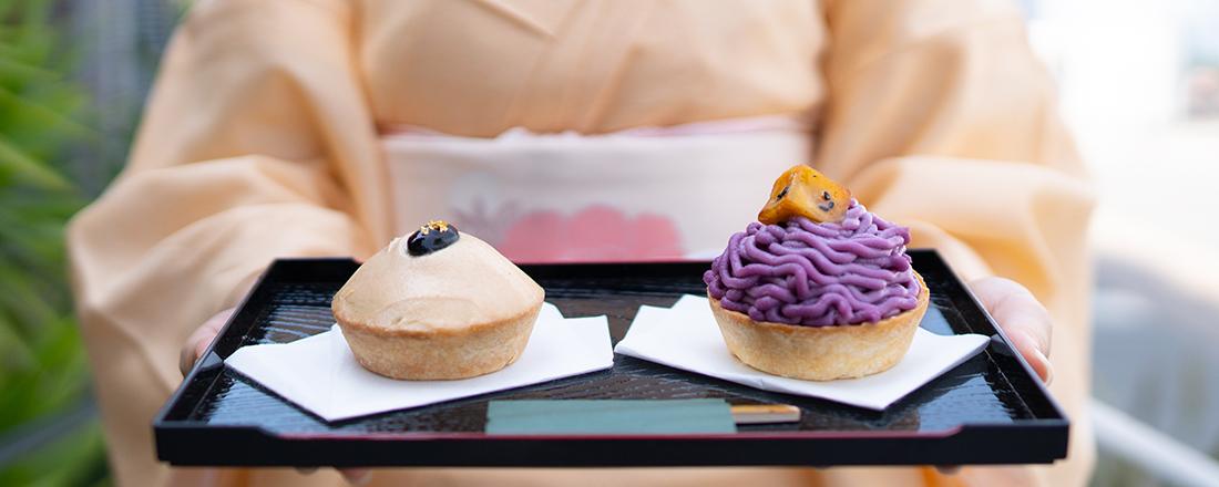 """行列ができるパイ専門店〈Pie Holic〉から秋の新作""""和スイーツパイ""""が登場!"""