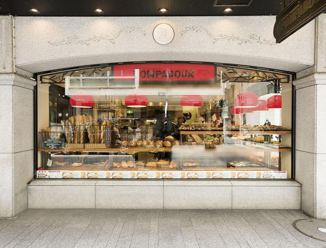 【横浜元町】地元で愛されるベーカリー5選。人気パン屋の1号店や、NYスタイルのお店も!
