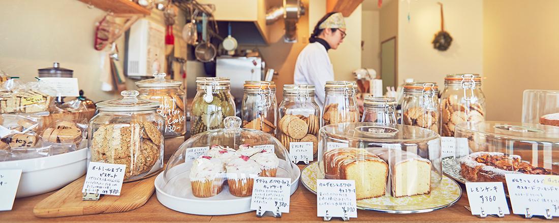 個性豊かなお店ひしめく【西荻窪】で訪れたい、ベイクショップ・コーヒー専門店とは?