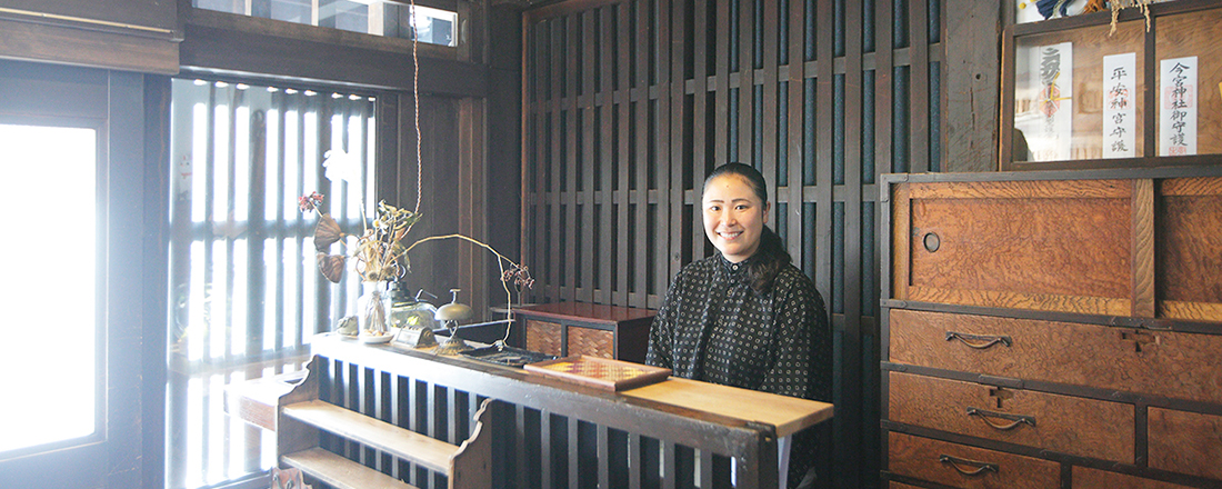 人気宿の看板ガールがリコメンド!京都でしたいことが叶う、おすすめスポットとは?