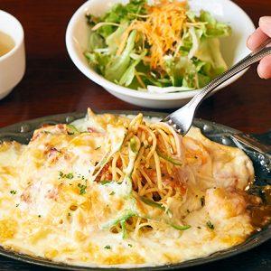 横浜ランチにおすすめ!愛され続ける人気洋食店で食べたい、名物スパゲッティとは?