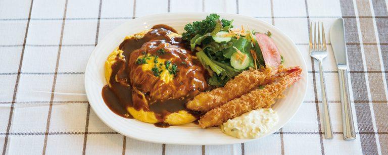 【横浜】「オムレツライス」に、最高級肉料理…人気洋食店の名物メニューとは?