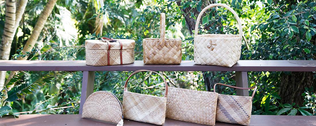 【ハワイ】自然へのリスペクトが詰まった伝統工芸「ラウハラ編み」のバッグや帽子が欲しい!